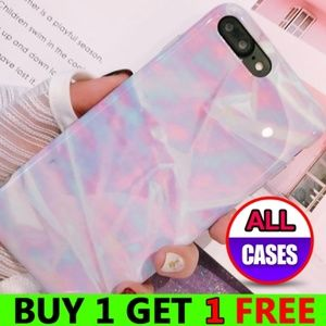 Accessories - *NEW iPhone XS/X/7/8 Marble Case